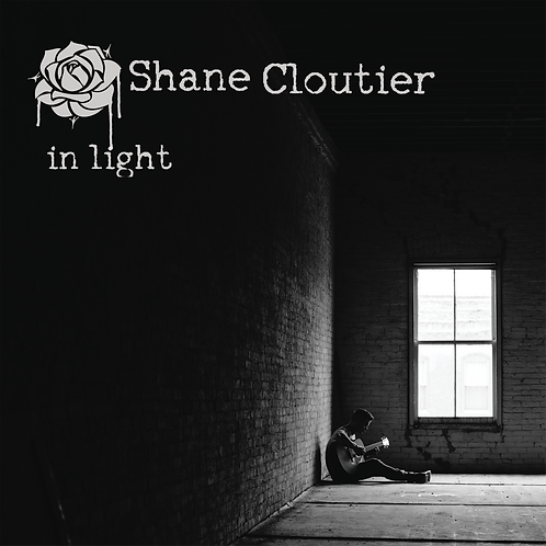 Shane Cloutier 'In Light' CD