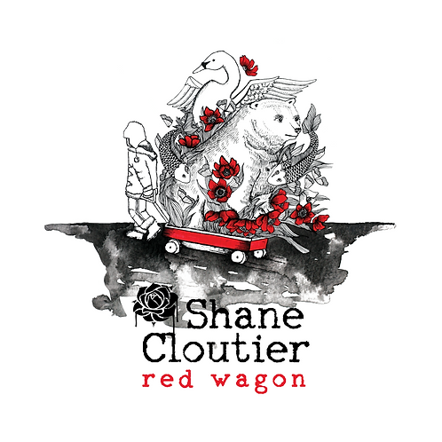 Shane Cloutier 'Red Wagon' Vinyl