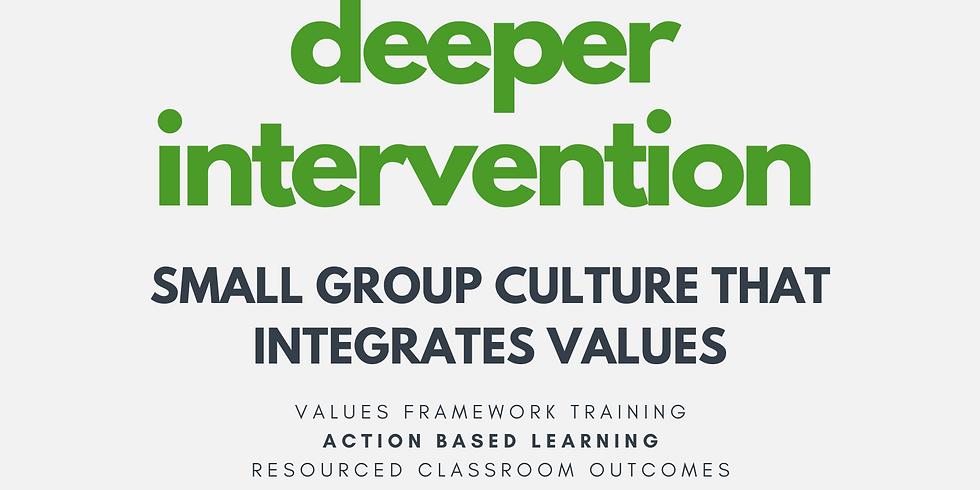 Deeper Intervention