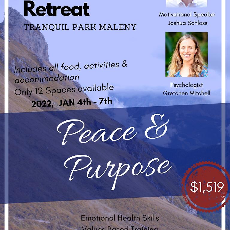 Peace & Purpose Jan 2022