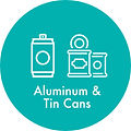 beverage aluminum can, aluminum and tin food cans