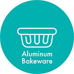 Aluminum bakeware