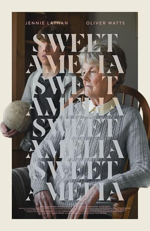 Sweet Amelia Poster
