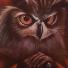 A wise old owl once told me