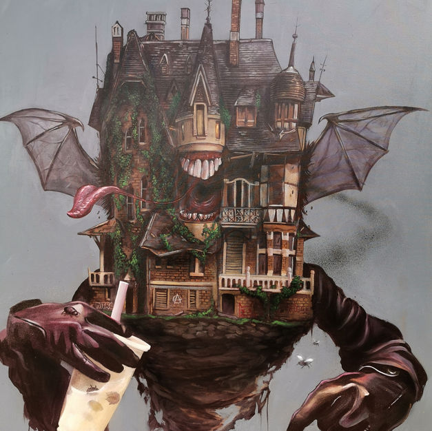 Escape from the chateau