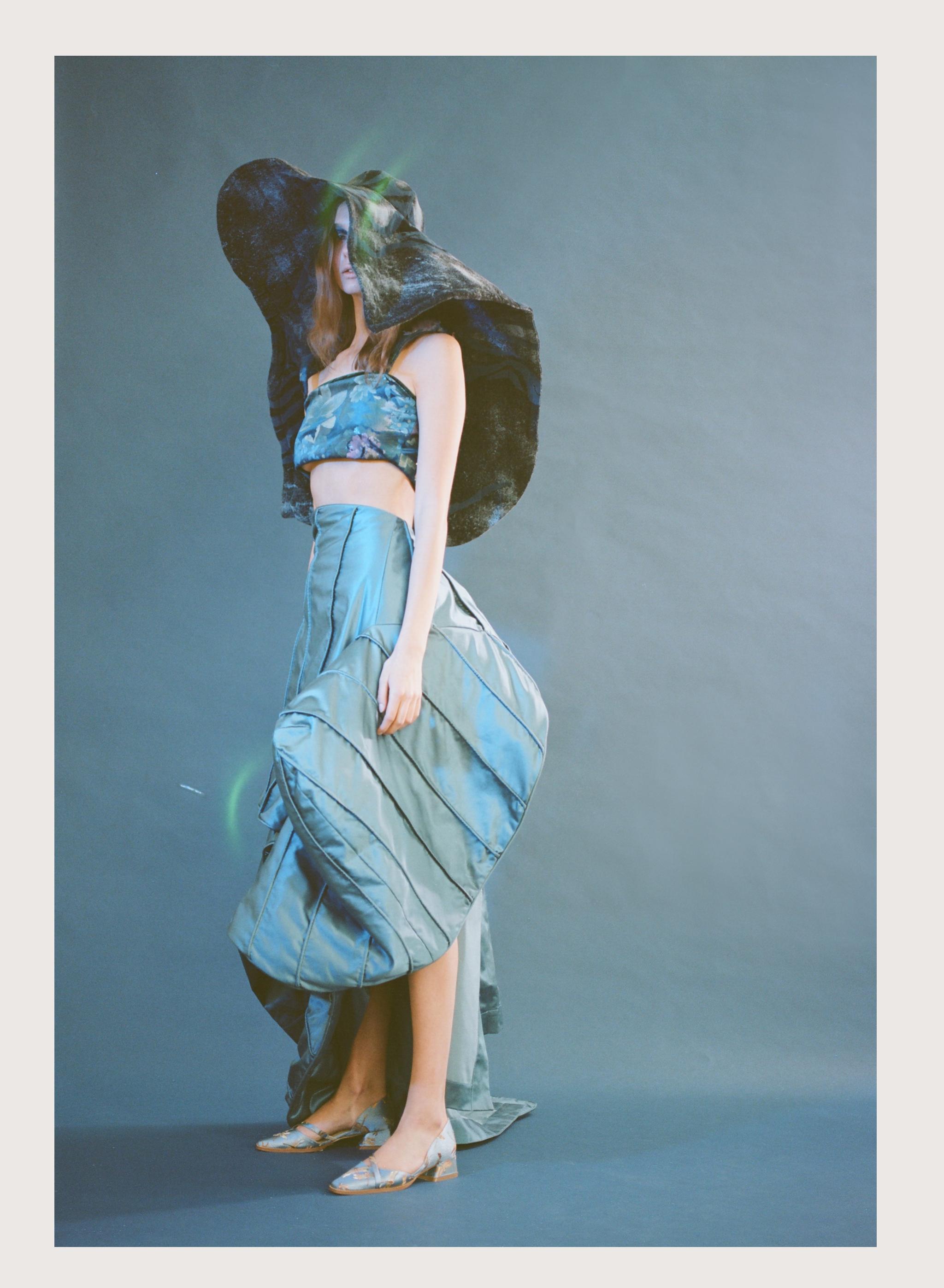 polaroid blue 2