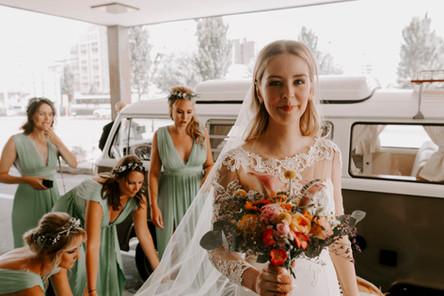 Huwelijk Oostende