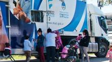 Unidades móviles sanitarias atenderán en Batán y Est. Chapadmalal