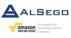 ALSEGO & AWS Technology Partner image