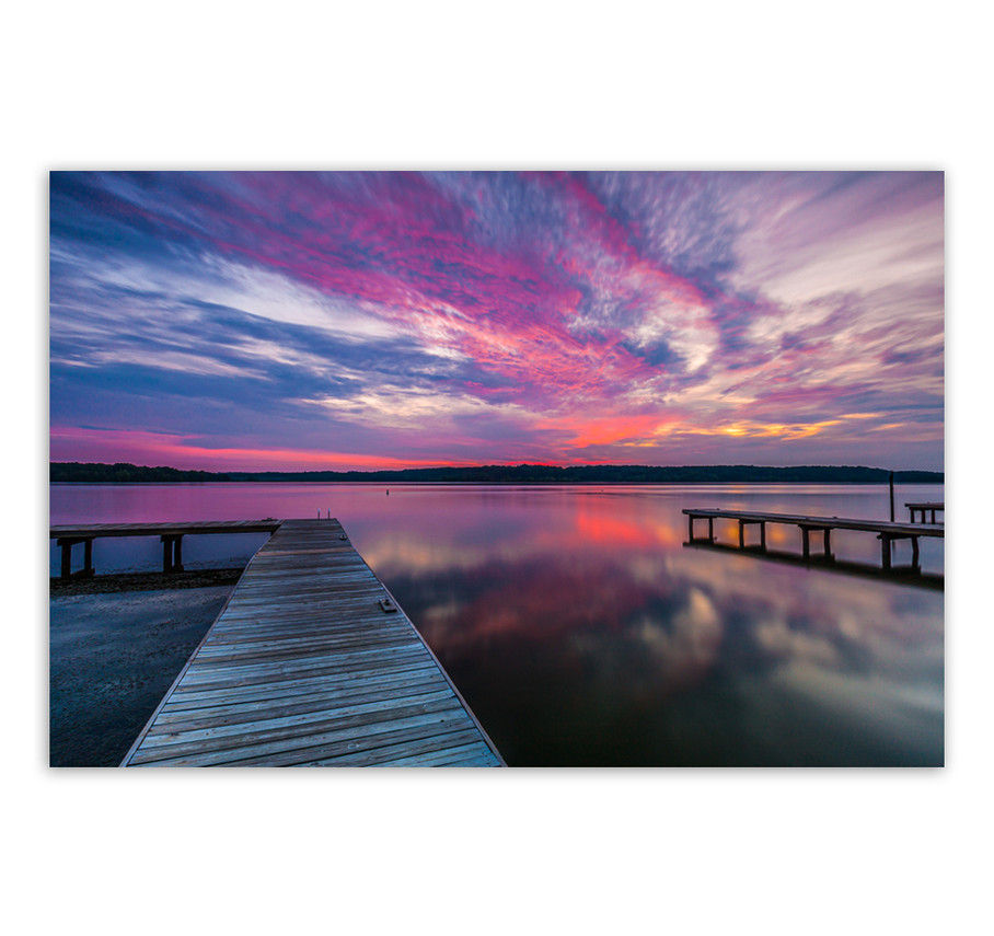 Sunrise Over Pohick Bay no 1.jpg