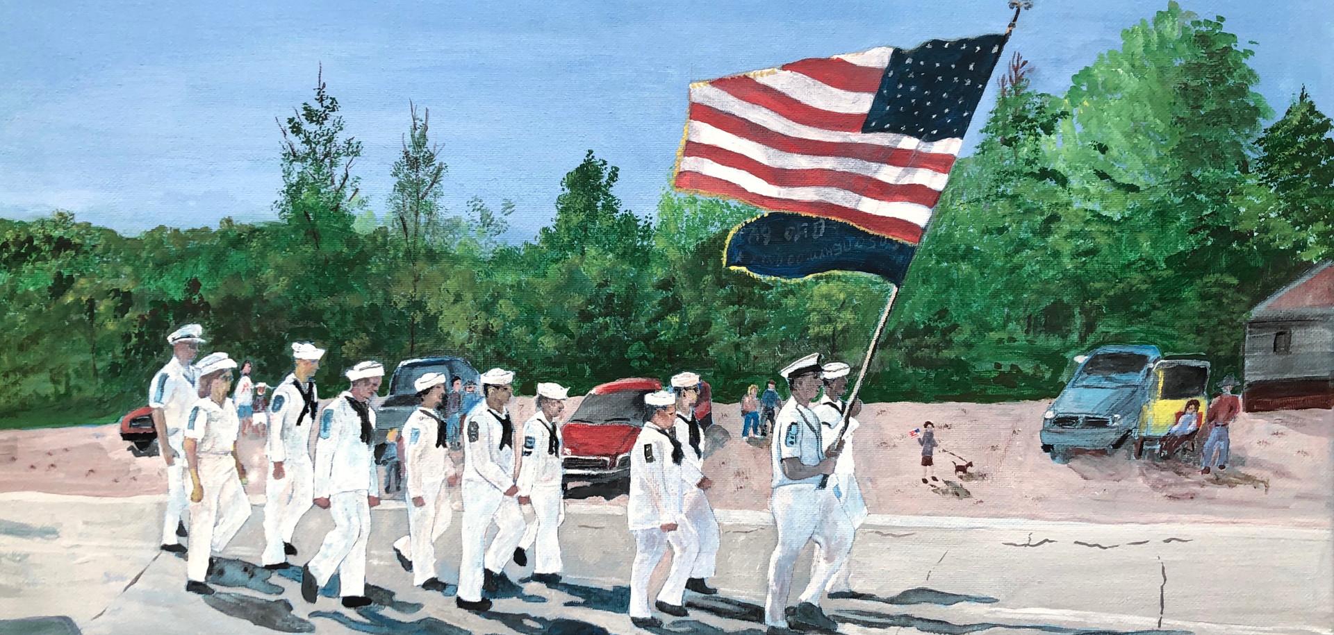 854 - Sailors on Parade .jpg