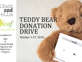 Teddy Bear Donation Drive