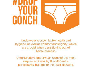 Drop your gonch for the Bissell Centre