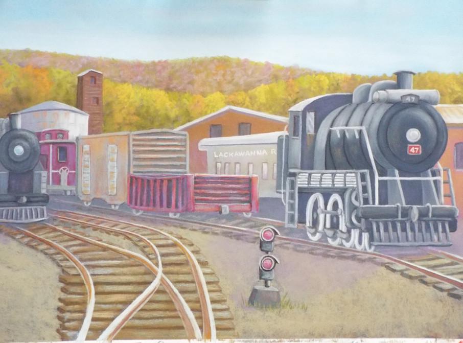 Steam town painting (2).JPG