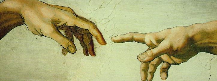 Michaelangelo's painting