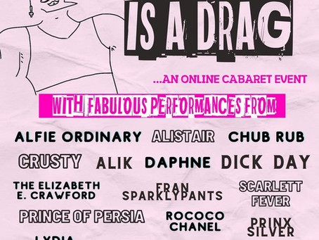 DYSPHORIA IS A DRAG // Live Review