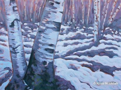 tree-painting-bruce-trail-mount-nemo_edi