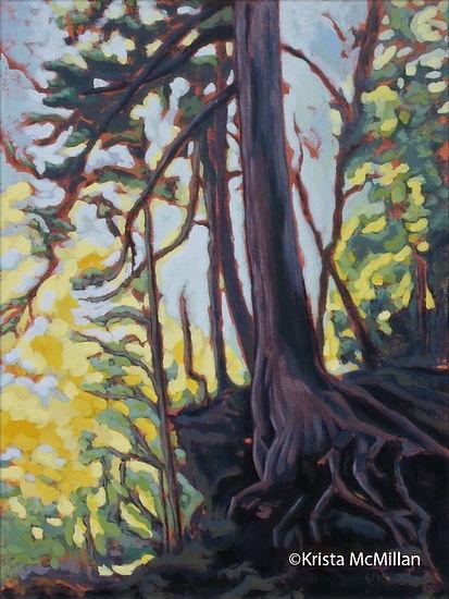 tree-art-bruce-trail-cedar-Niagara_edite