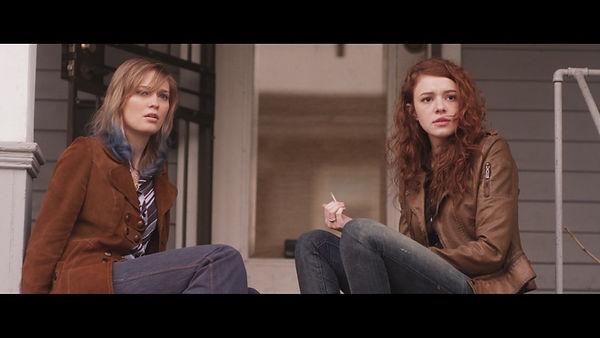 16. Britt Harris (as Rachel) & Lauren Lu