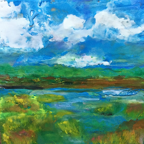 Midday Marsh
