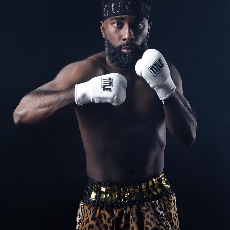 Quinton Emerson- Atlanta Corporate Fight Night 14