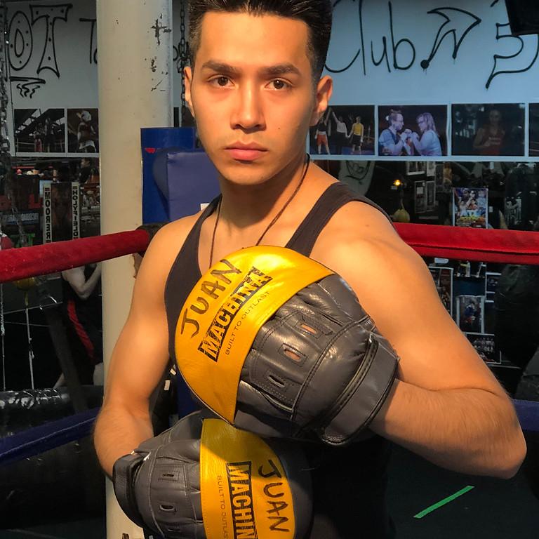 "Juan ""el entrenador"" Diaz - Atlanta Corporate Fight Night 14"
