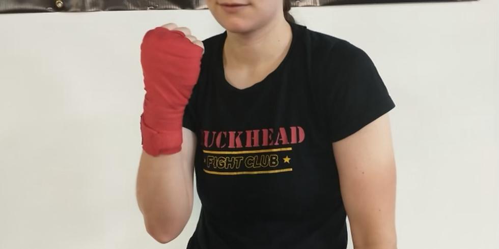 Lauren Coulon  Atlanta Corporate Fight Night 14