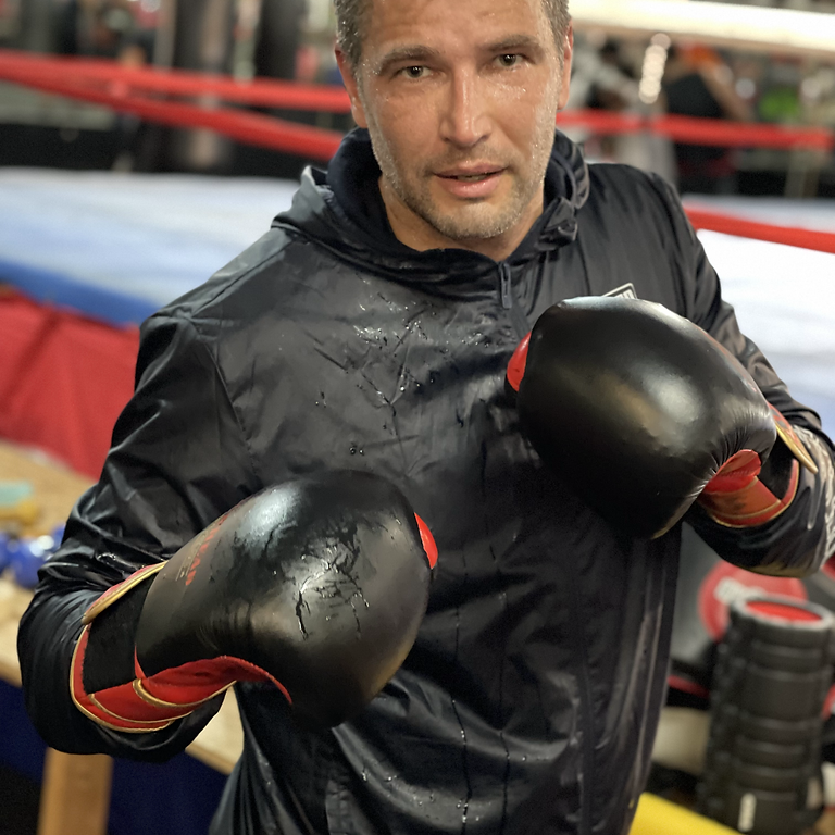 Kostyantyn Shevchenko Atlanta Corporate Fight Night 14