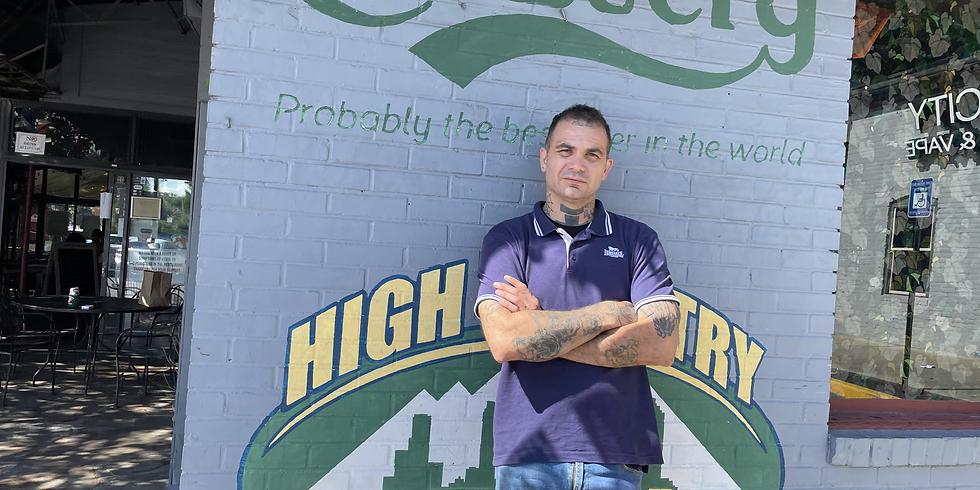 "John ""lilJohn"" Harley Ochoa - Atlanta Corporate Fight Night 14"
