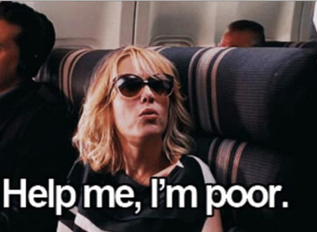 Why am I so cheap? A PSA