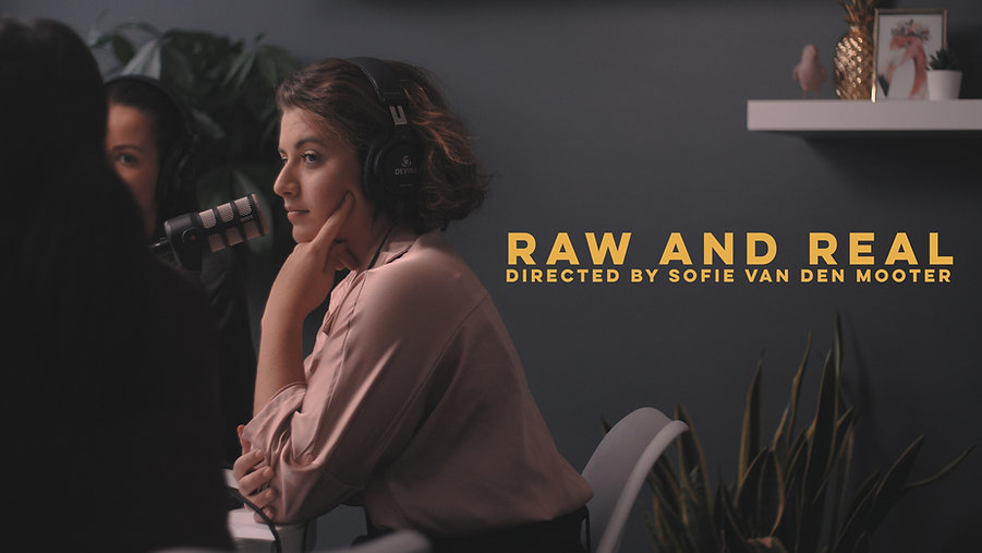 Raw and real - Amy Vandeputte