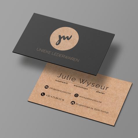 Julie Wyseur- Businesscard