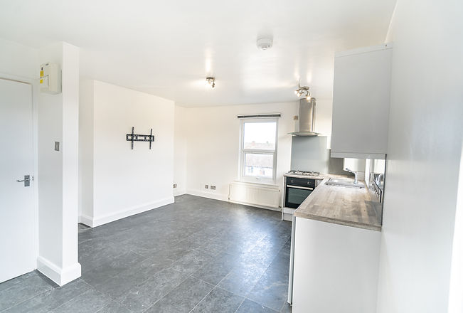 1 bed flat to rent in East Croydon