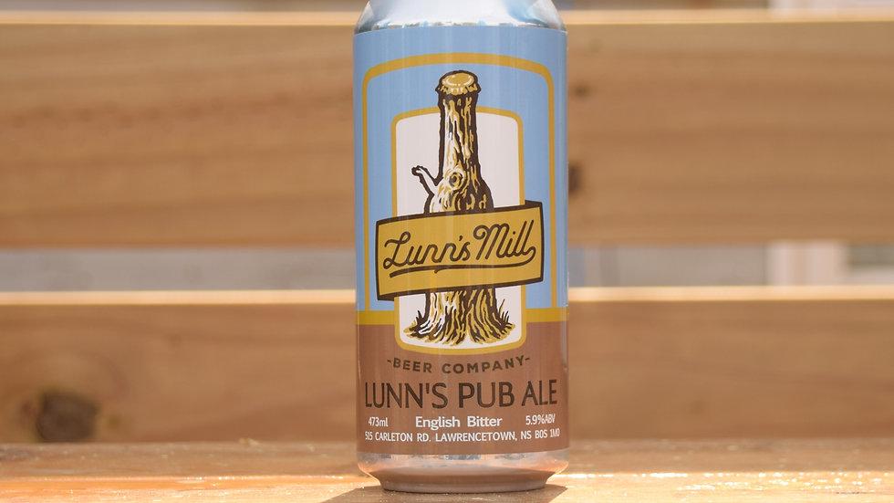 Lunn's Mill Beer Company - Lunn's Pub Ale