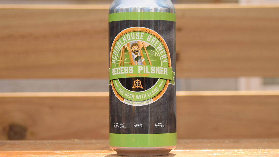 Schoolhouse Brewery - Recess