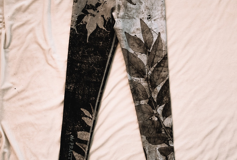 Leaf leggings