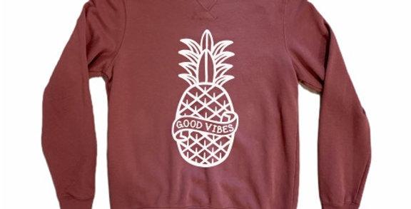 Pineapple Crew Neck
