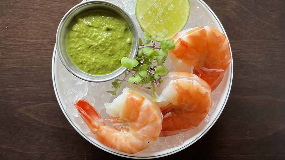 DF Verde Shrimp Cocktail