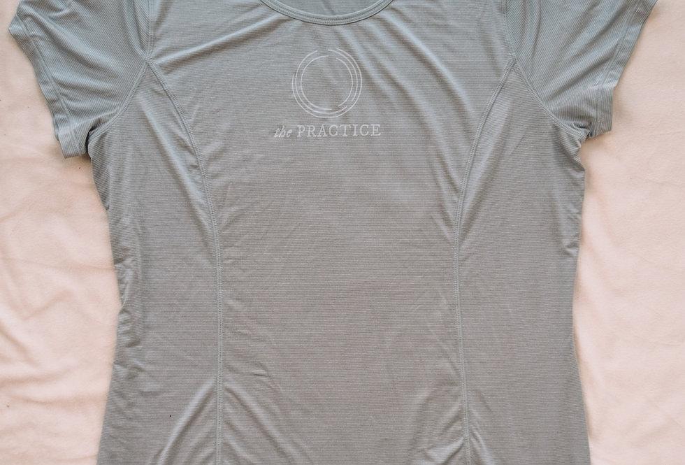 Grey workout tshirt