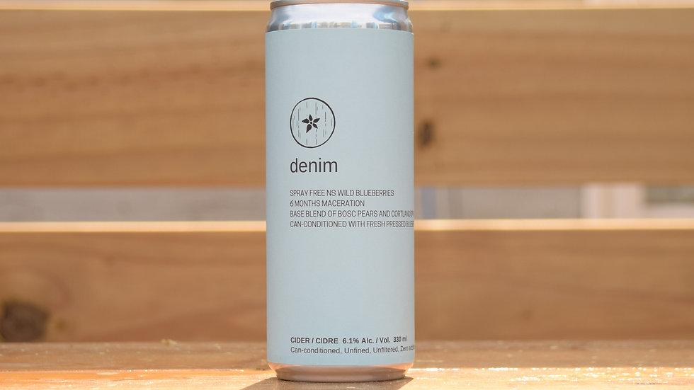 Sourwood Cider Company - Denim