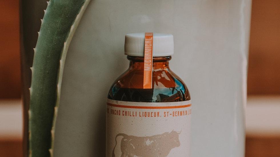 Mechanical Bull Single Serve Bottle