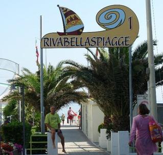 Bagno Riviera 1 Rivabella - Rimini, il primo bagno in Italia certificato Baby Space ® - Family Frien