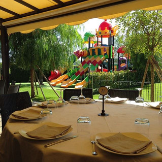 Il primo ristorante Baby Space ® - Family Friendly d'Italia