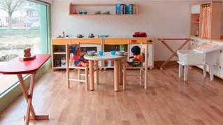 Baby Space ®  Asili Franchising, Asili Aziendali: arredi