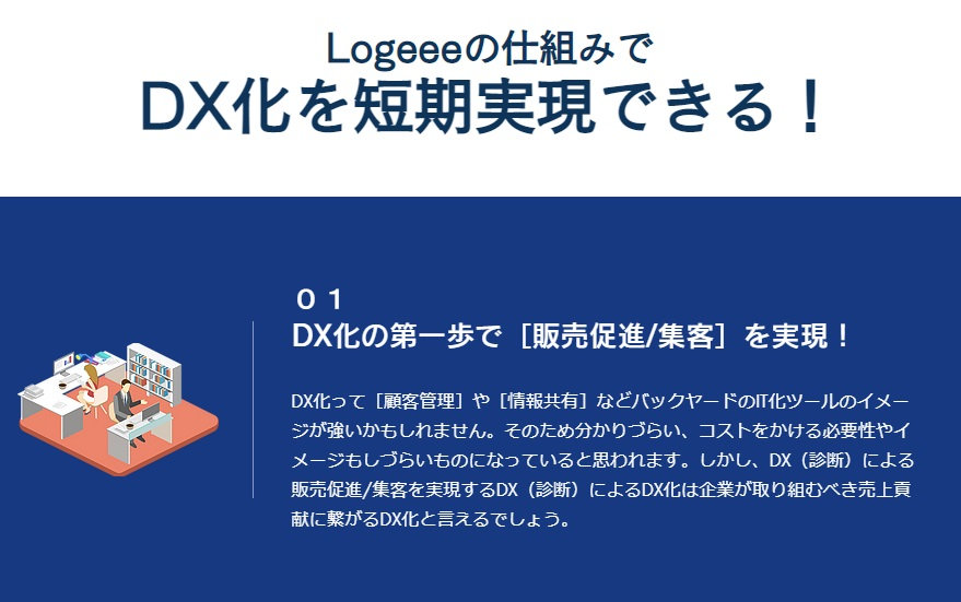 企業のDX化診断システムLogeee(ロギー)⑰.jpg