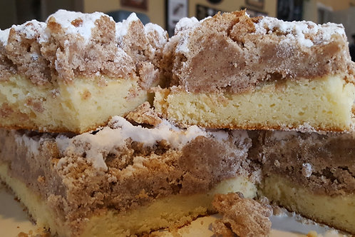 Old fashion crumb cake