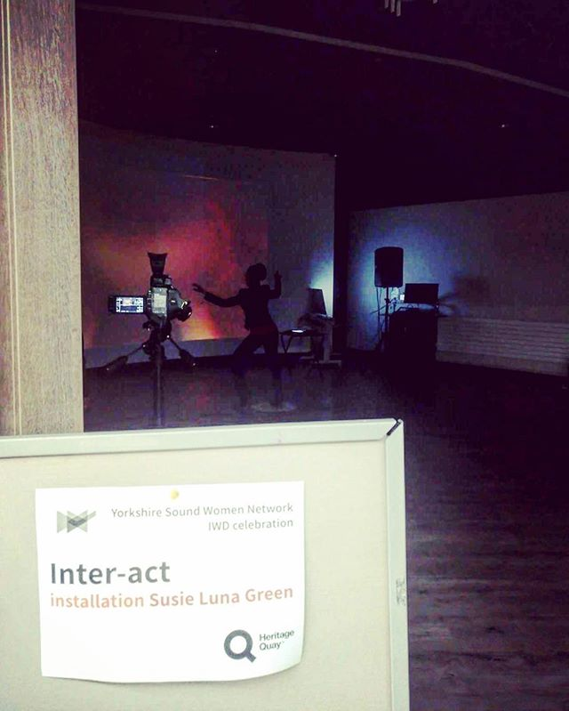 InterAct- installation UK