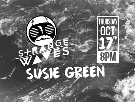 Strange Waves Radio Interview