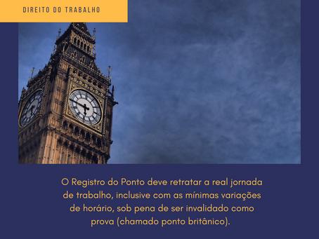 REGISTRO DE PONTO