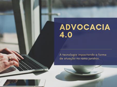 ADVOCACIA 4.0 – TECNOLOGIA APLICADA AO DIREITO